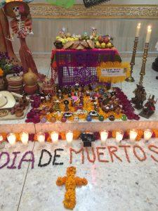 Dia de los Muertos Sacred Pyramids Journey